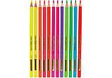 """Цветные карандаши Cool For School """"Neon"""", 12 цветов, фото 2"""