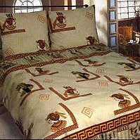 Полуторное постельное белье Этник