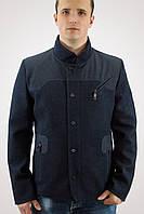 Мужская куртка пиджак демисезонная коттоновая