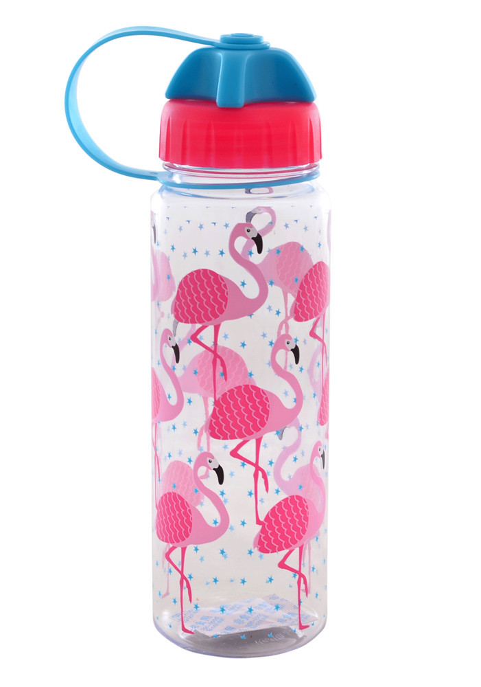 """Бутылка для воды YES """"Flamingo"""" 500 мл"""
