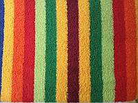 Полотенце лицевое махровое Разноцвет 100*50