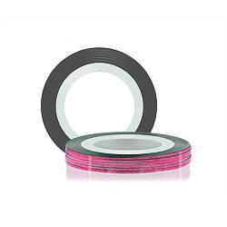 Лента для дизайна ногтей - Светло розовая