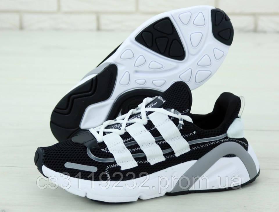 Мужские кроссовки Adidas Lexicon (черные)