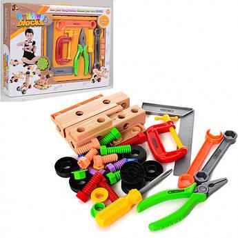 Игрушечный набор инструментов 808-6
