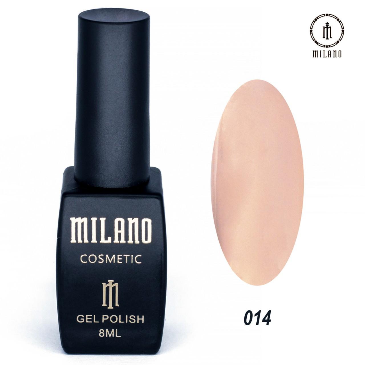 "Гель лак ""Milano"" 014"