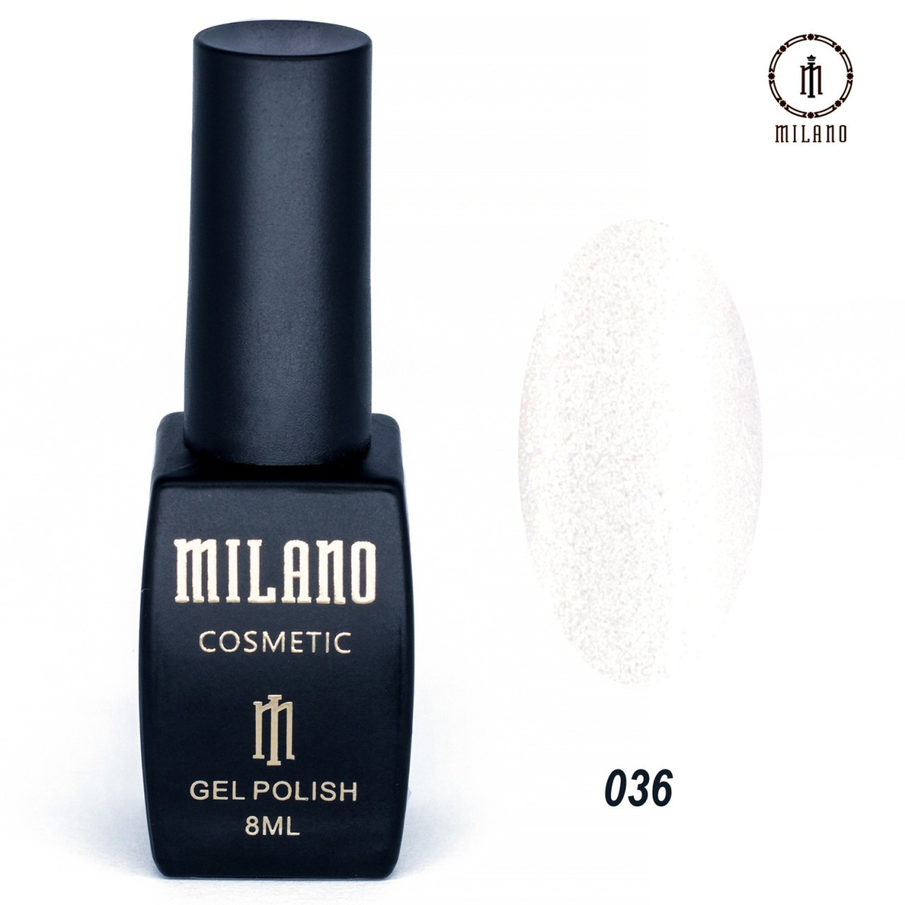 "Гель лак ""Milano"" 036"