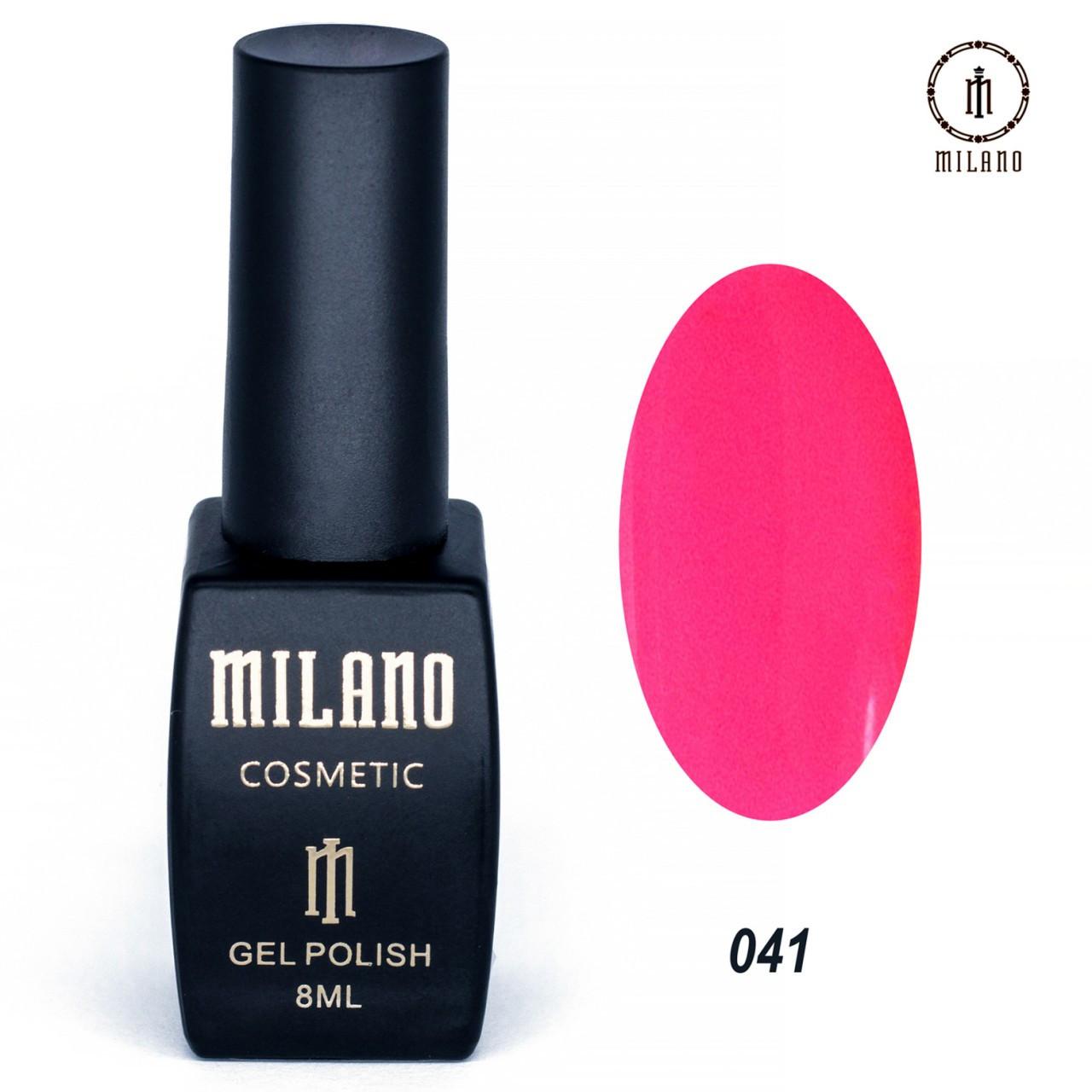 "Гель лак ""Milano"" 041"