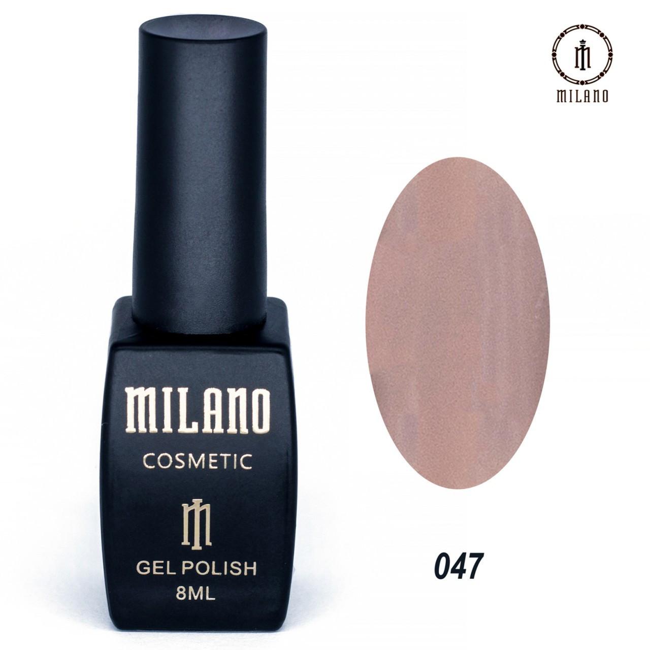 "Гель лак ""Milano"" 047"