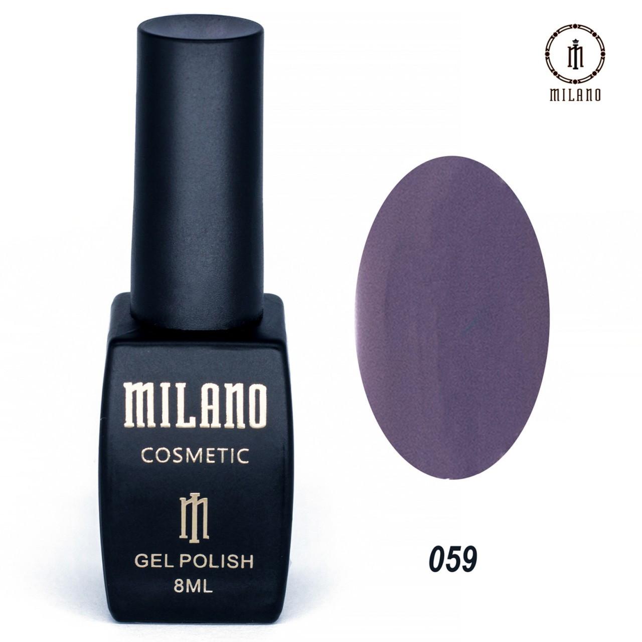 "Гель лак ""Milano"" 059"