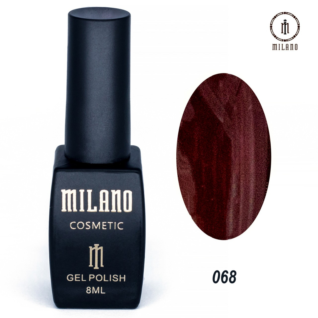 "Гель лак ""Milano"" 068"