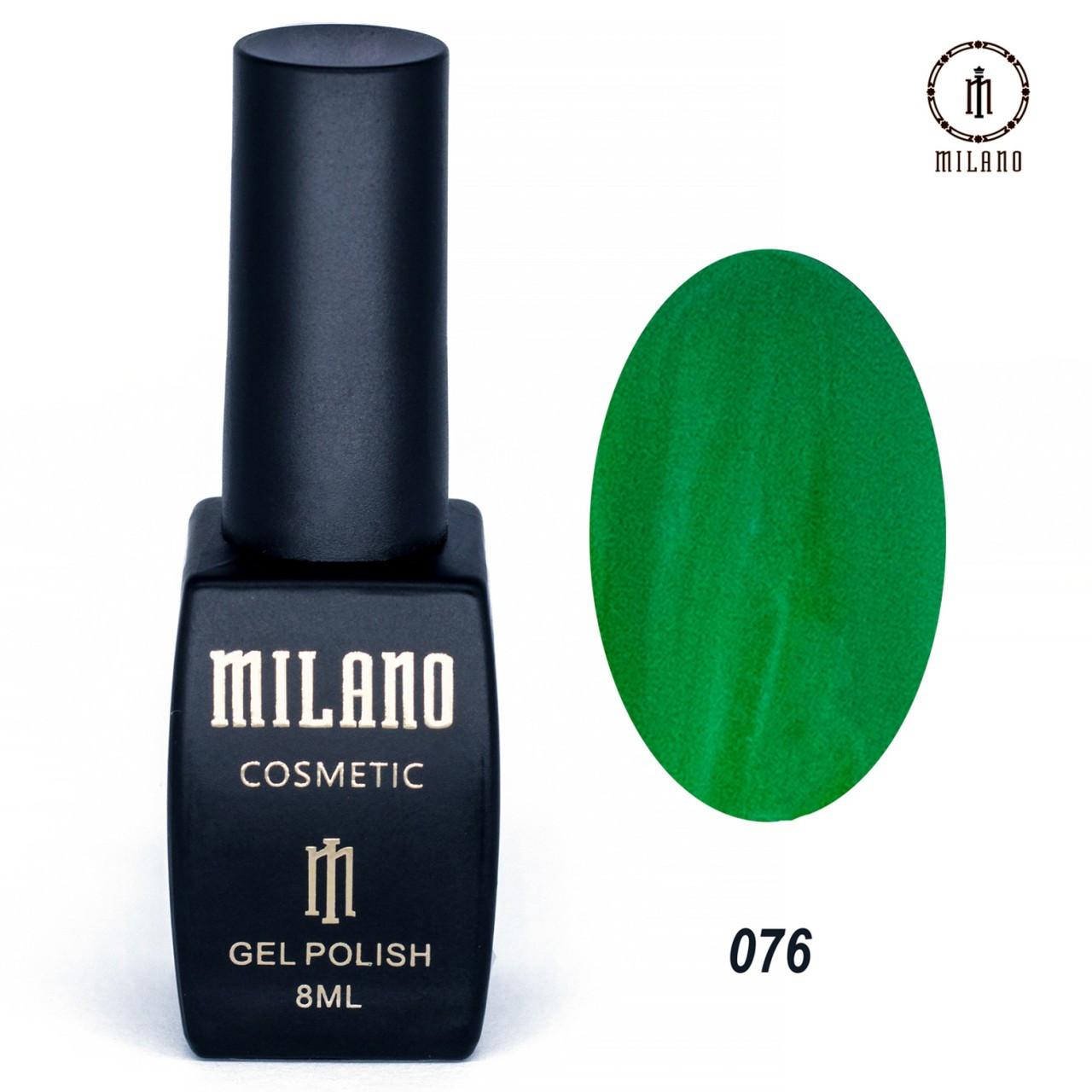 "Гель лак ""Milano"" 076"