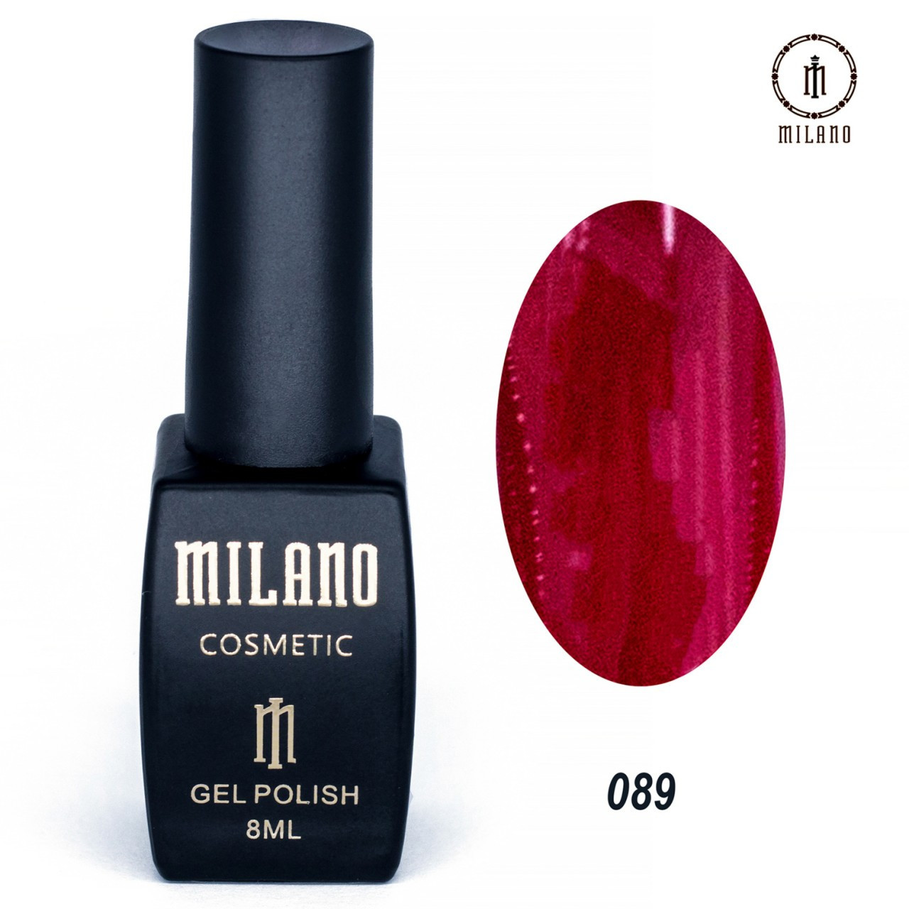 "Гель лак ""Milano"" 089"