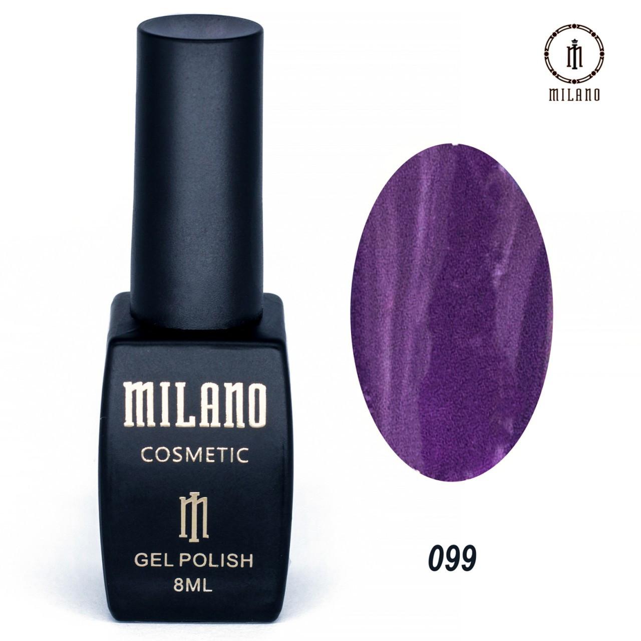"Гель лак ""Milano"" 099"