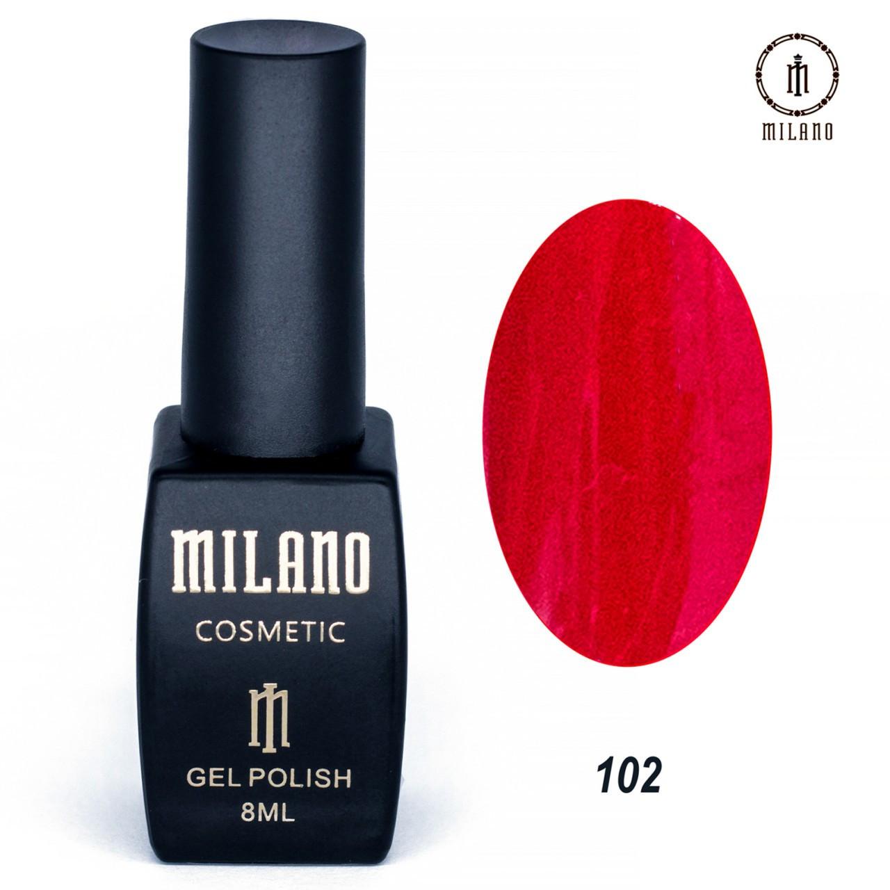 "Гель лак ""Milano"" 102"