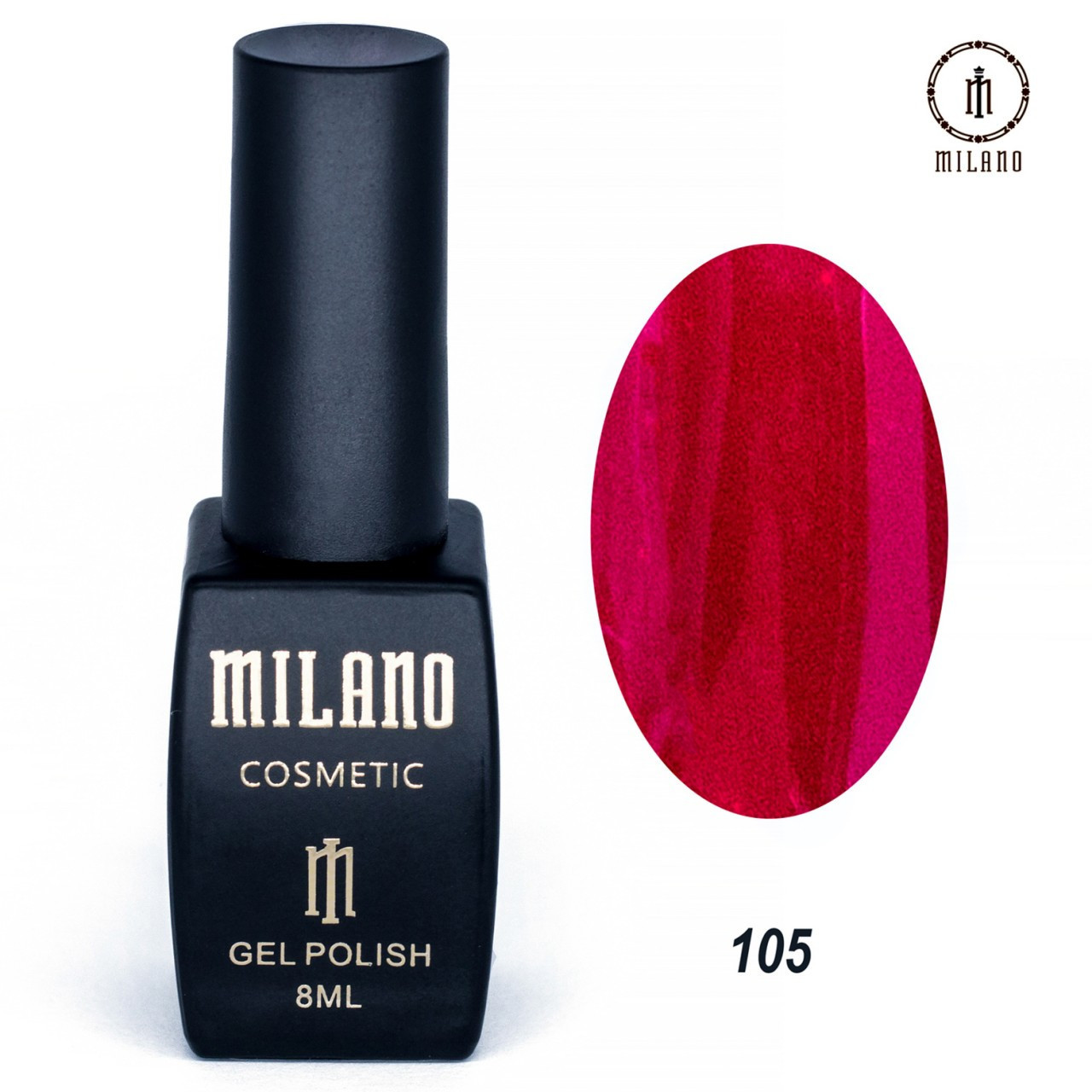 "Гель лак ""Milano""105"