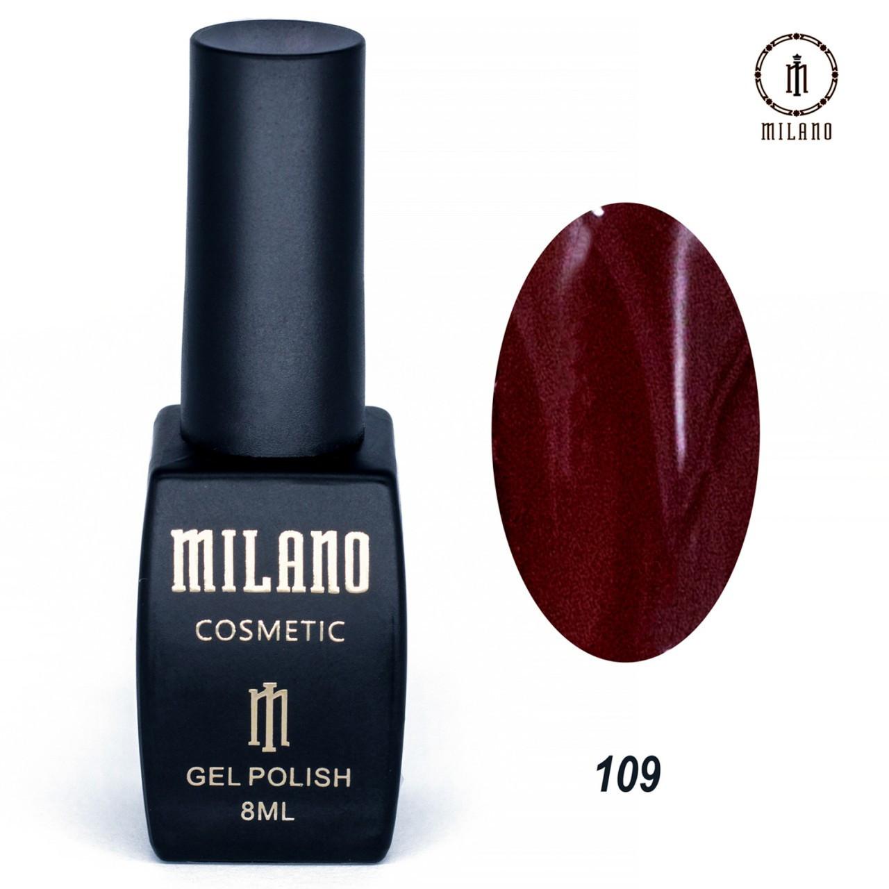 "Гель лак ""Milano"" 109"
