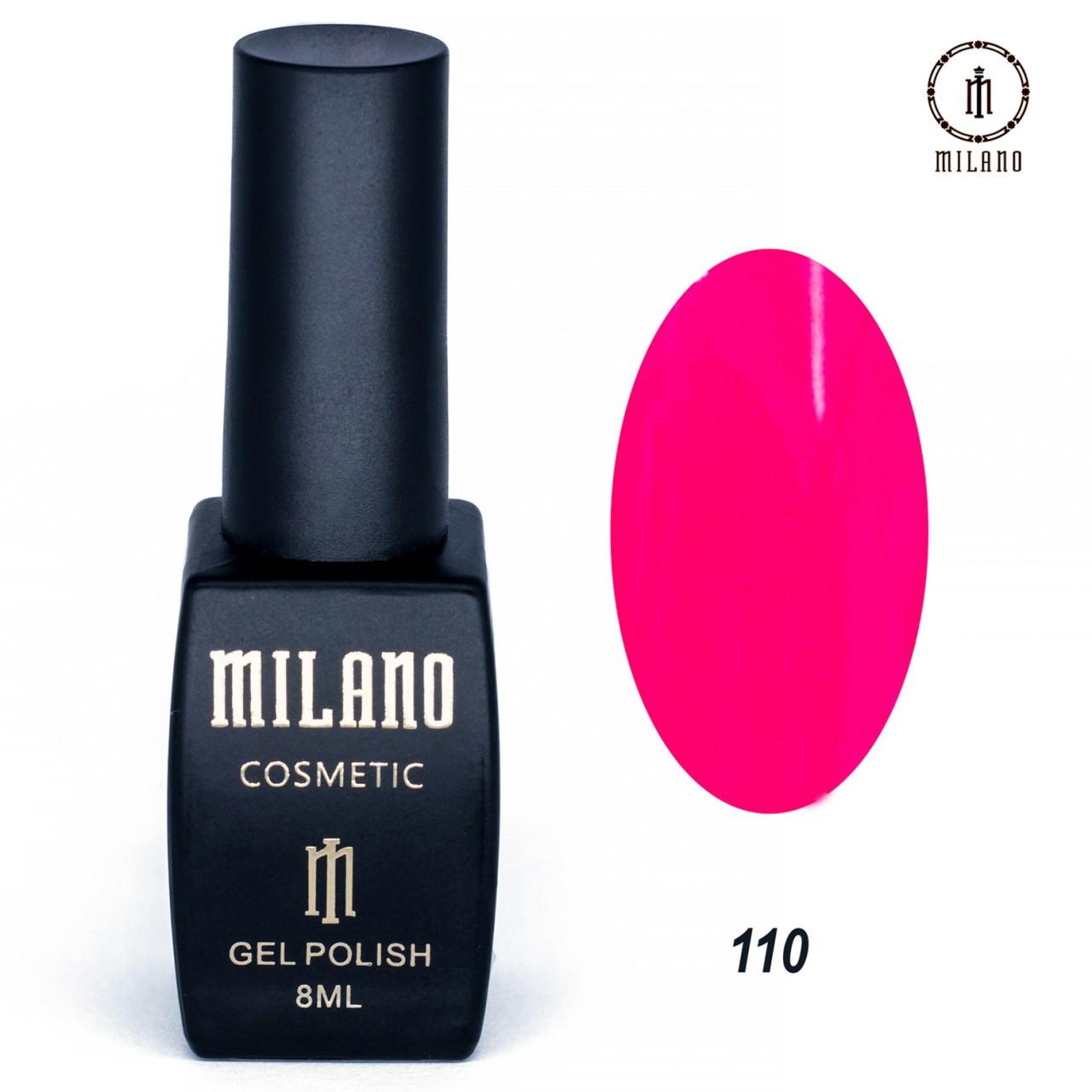 "Гель лак ""Milano"" 110"