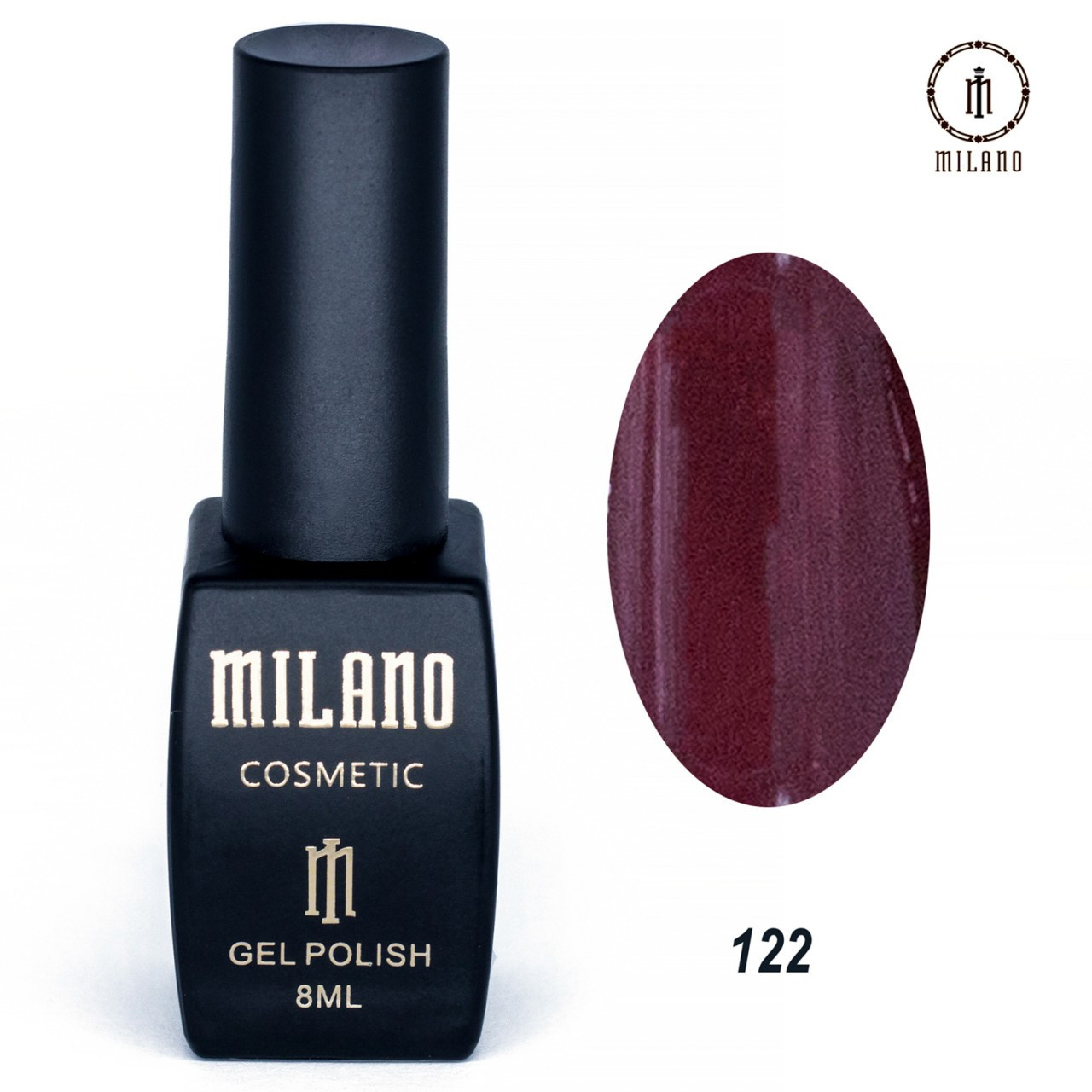 "Гель лак ""Milano"" 122"