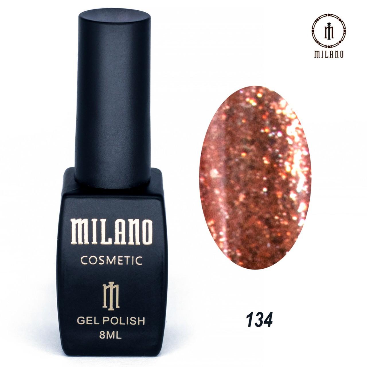 "Гель лак ""Milano"" 134"