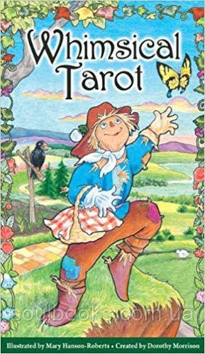 """Карты """"Tarot Whimsical"""" (Причудливое Таро)"""