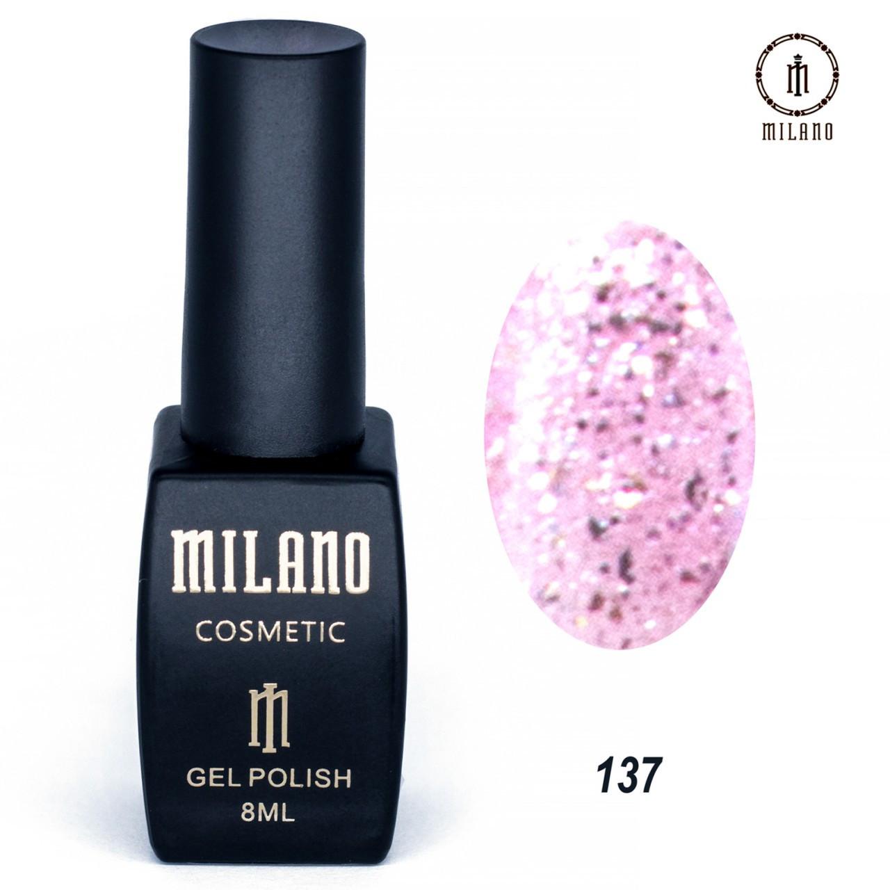 "Гель лак ""Milano""  137"