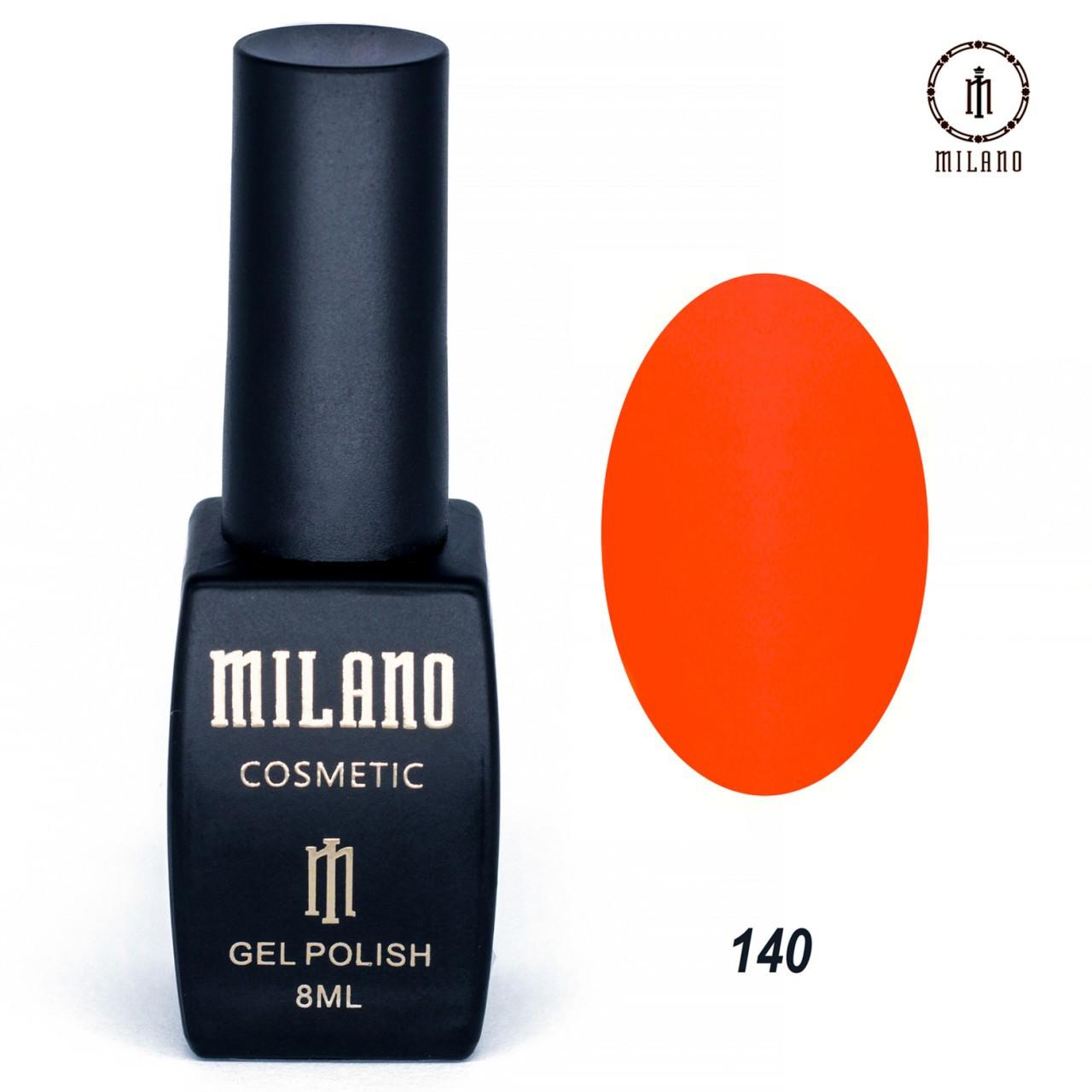 "Гель лак ""Milano"" 140"
