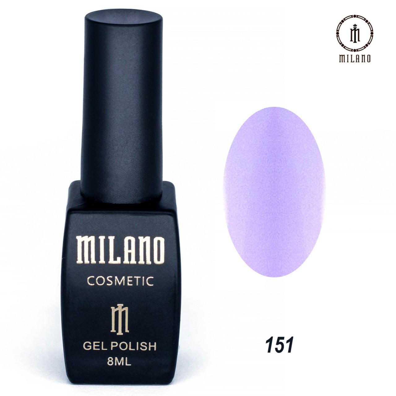 "Гель лак ""Milano"" 151"