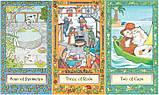 """Карты """"Tarot Whimsical"""" (Причудливое Таро), фото 3"""