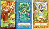 """Карты """"Tarot Whimsical"""" (Причудливое Таро), фото 4"""