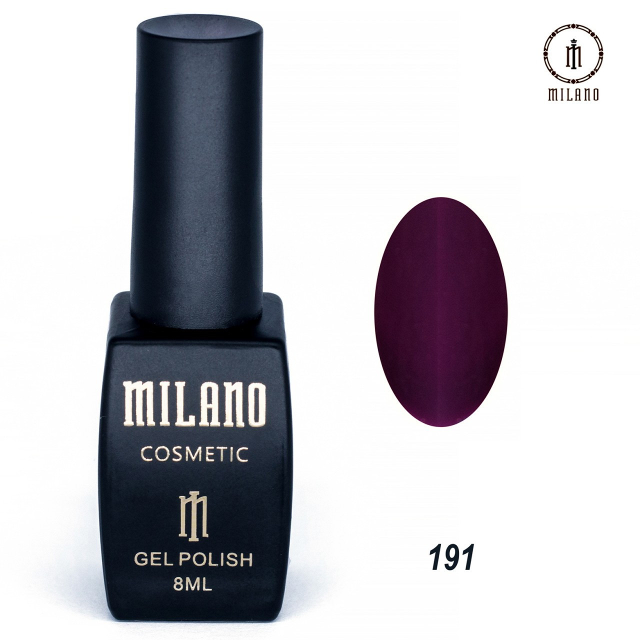 "Гель лак ""Milano"" 191"