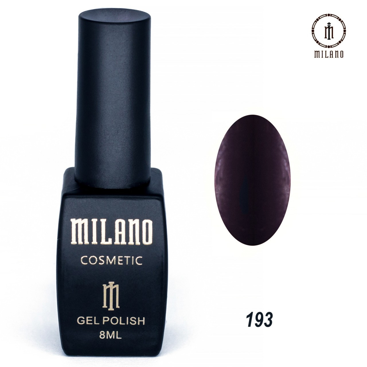 "Гель лак ""Milano"" 193"