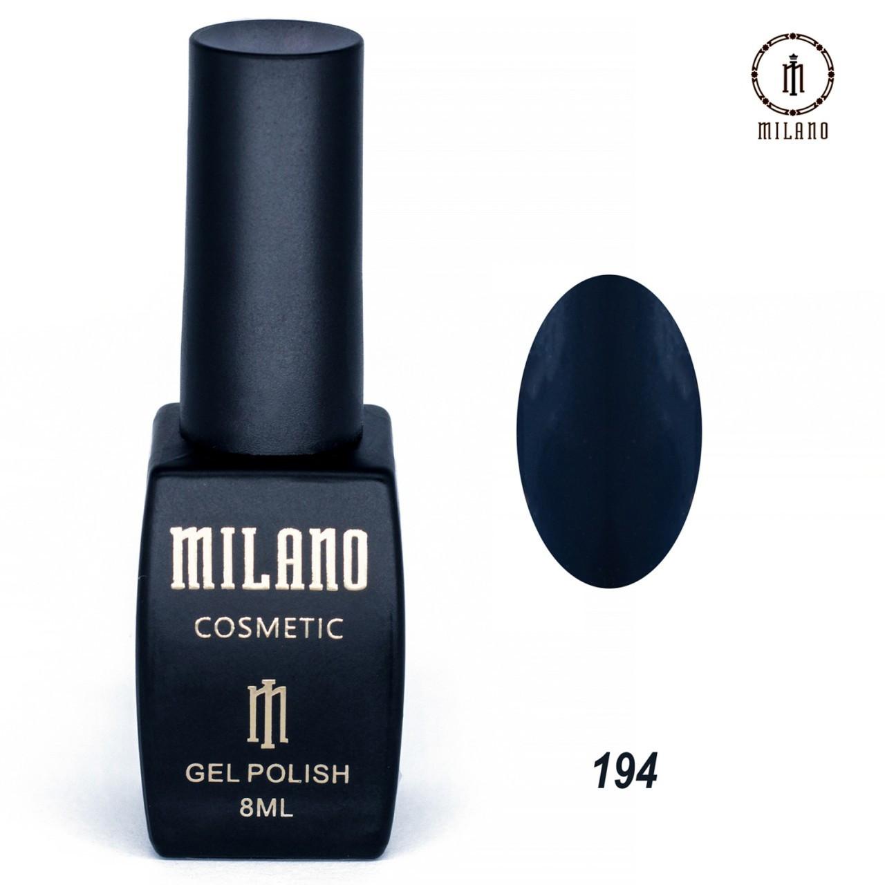 "Гель лак ""Milano"" 194"