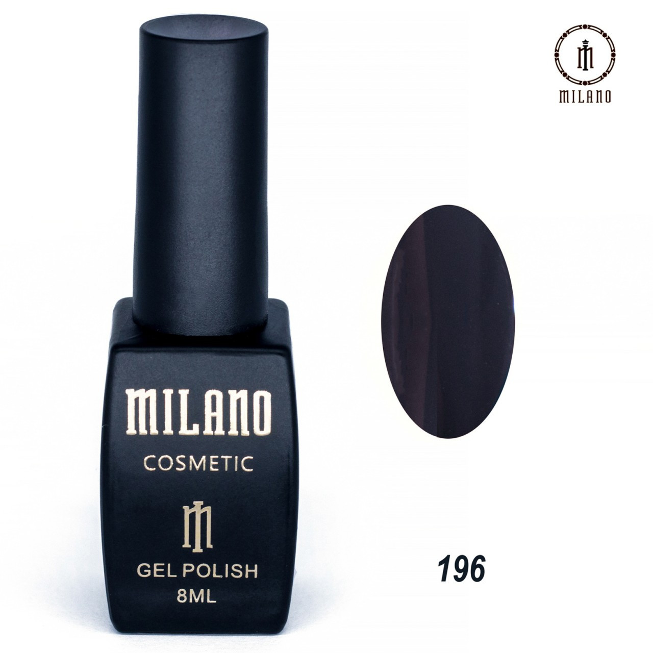 "Гель лак ""Milano"" 196"