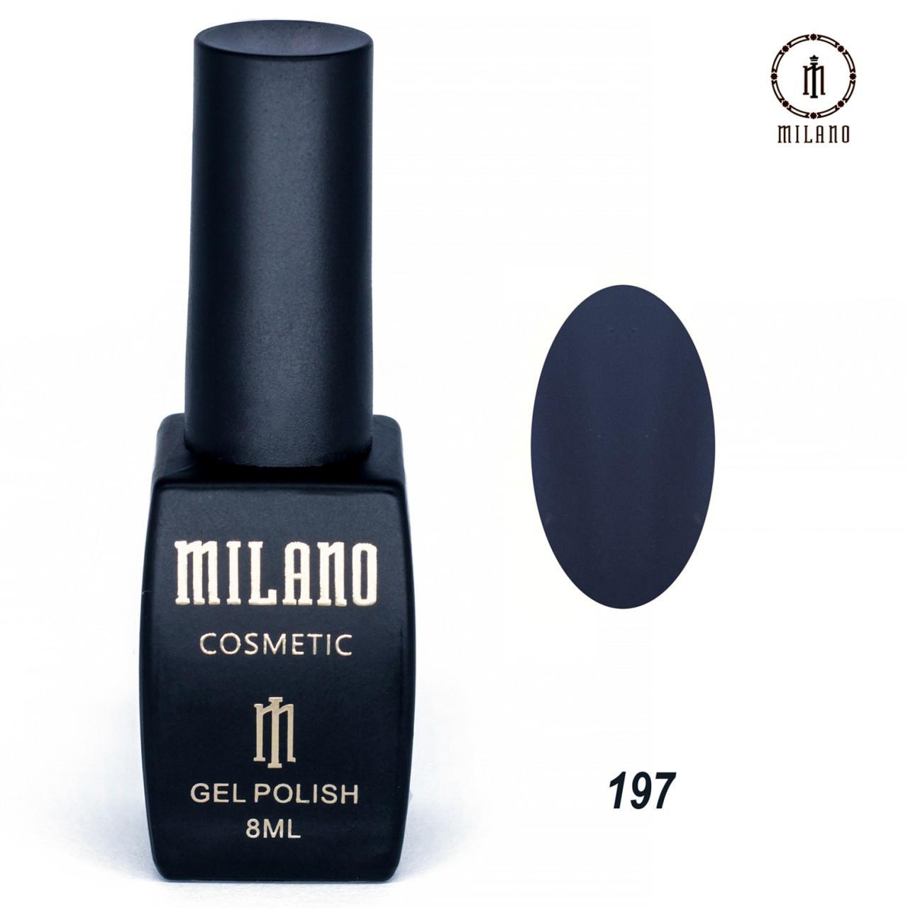 "Гель лак ""Milano"" 197"