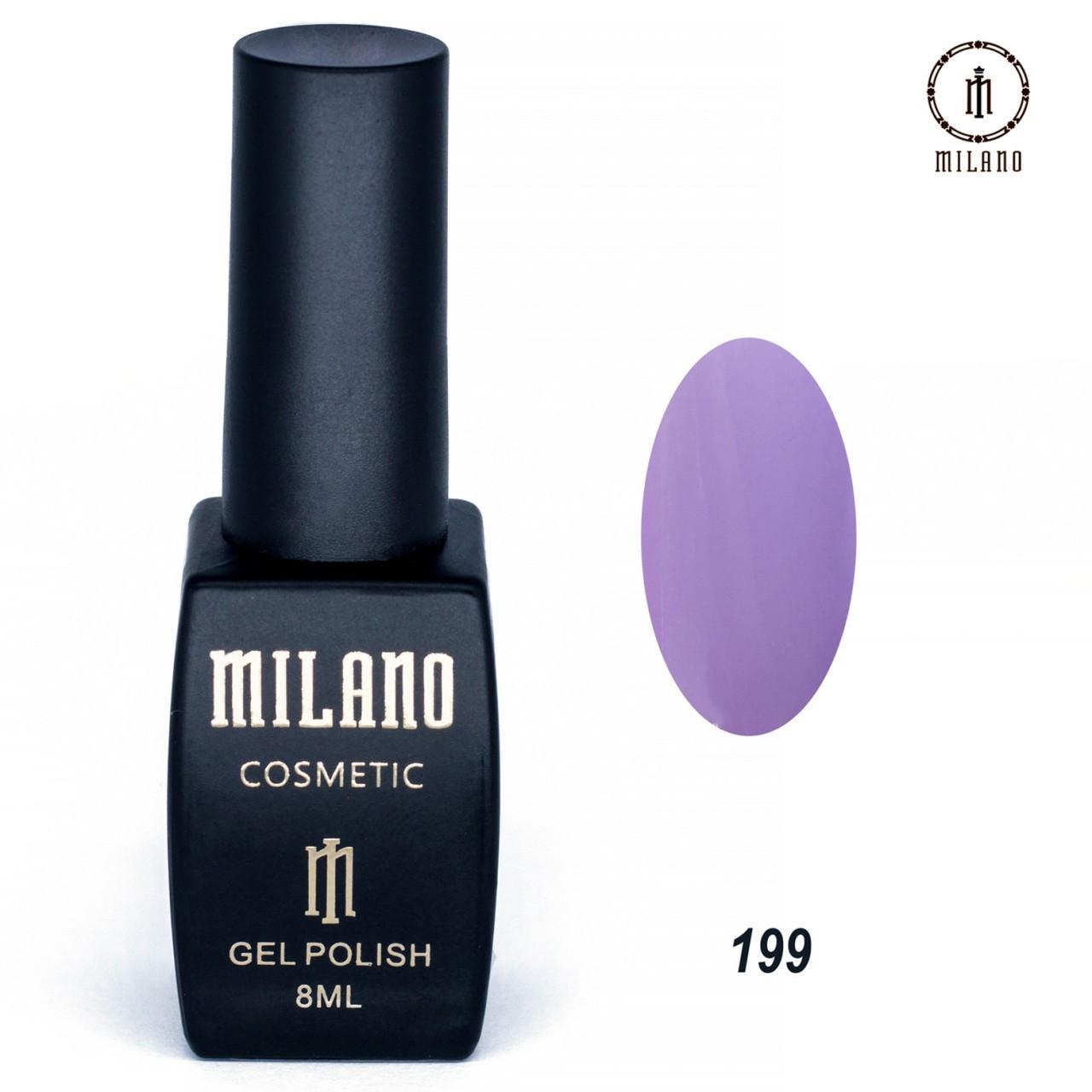 "Гель лак ""Milano"" 199"
