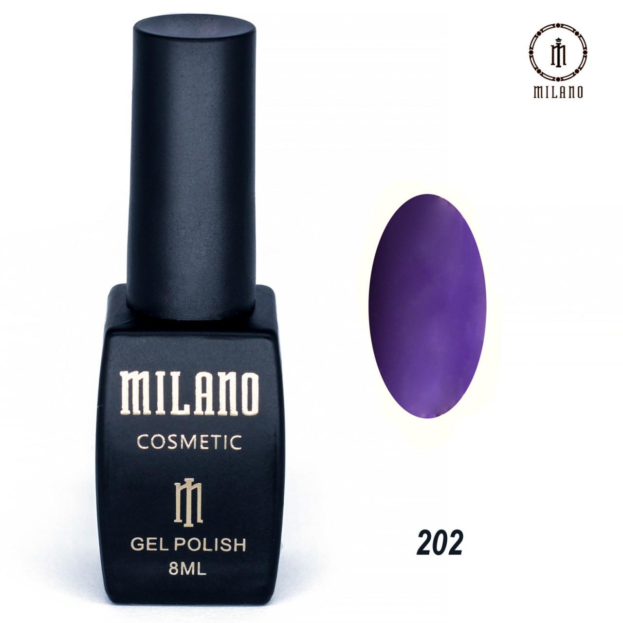 "Гель лак ""Milano"" 202"