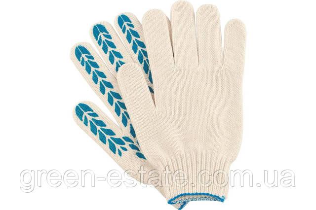 перчатки хб с пвх покрытием