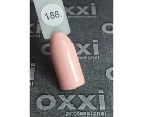 Гель лак Oxxi №188
