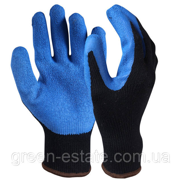 перчатки рабочие хб с пвх