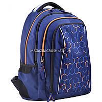 Рюкзак молодежный YES Т-51 Gears, 41*31*15см, фото 1