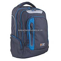 Рюкзак подростковый YES Т-22 With blue, 48*32*10см арт.553137, фото 1