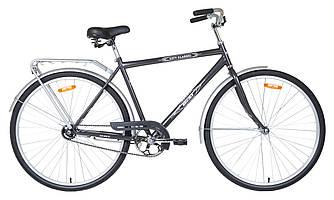 Велосипед AIST 28-130 дорожный, городской Черный