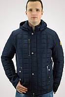 Классическая мужская куртка демисезонная / осенняя (50-60р.)