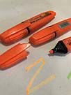 Цветной текстовыделителей Highlighter Оранжевый, фото 4