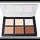 Набор контуров для макияжа + хайлайтер. Профессиональная серия, фото 3