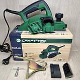 Електрорубанок Рубанок Craft-tec PXEP-482, фото 2