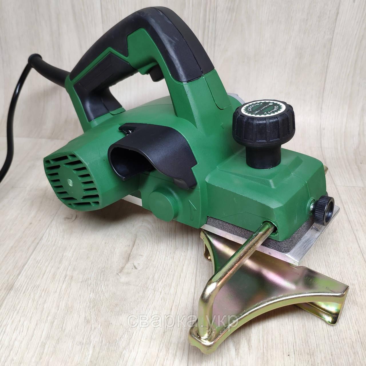 Електрорубанок Рубанок Craft-tec PXEP-482