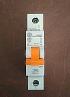 Автоматический выключатель 1 полюс 10А DG6 General Electric