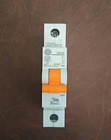 Автоматический выключатель 1 полюс 20А DG6 General Electric
