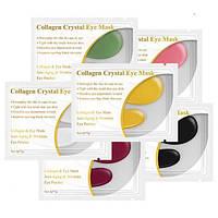 Коллагеновые кристальный патчи под глаза Lanbena Collagen Crystal Eye Mask 2*3 г